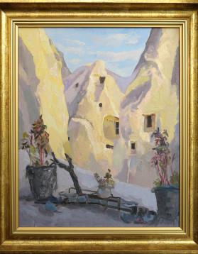 Cappadocia Uchisar 1800 53x39