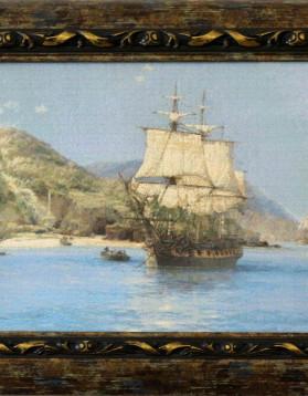 Corabie - 40 x 30,4 cm 64 culori 4400