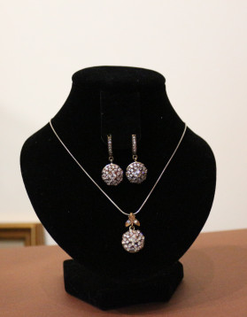 set zirconiu alb