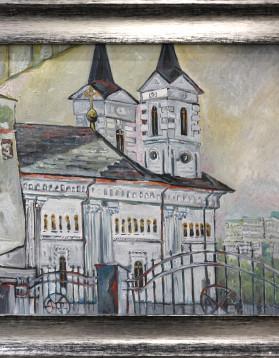 Gheorghe Parascan - Biserca Sf Nicolae