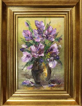 Stefan Murzic - Irisi in vaza