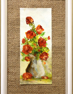 Stefan Murzic - Maci rosii - 17x7 cm (r25,5x16cm) - 60 lei