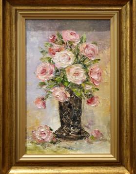 Stefan Murzic - Trandafiri roz (2)