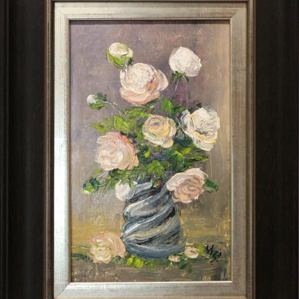 Stefan Murzic - Trandafiri roz-pal