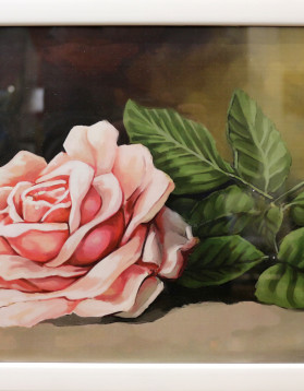 Stefan Tistu - Trandafir roz