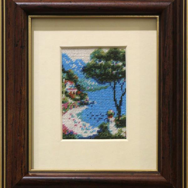 Vara - 5x7 cm (rama 15,5 x 13,5 cm) 10 culori - 90 lei