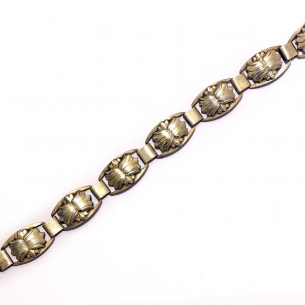 Bratara model - argint - 19,9 g - 19 cm - 180 lei (1)